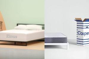 Zinus vs Casper