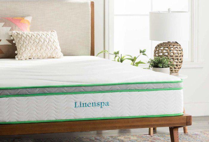 Best hybrid mattress under 300