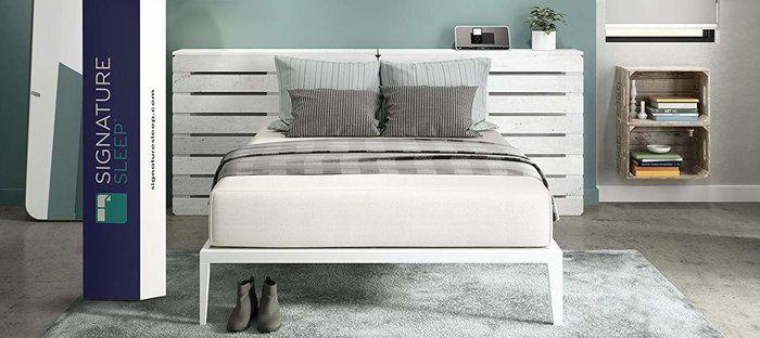 Best memory foam mattress under 300