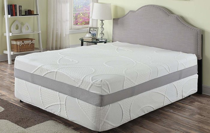 Green Tea Bamboo Mattress