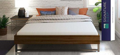Signature Sleep Memoir 6 Inch Memory Foam Mattress