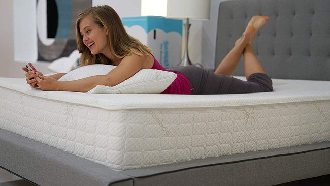 Snuggle-Pedic Ultra-Luxury Mattress