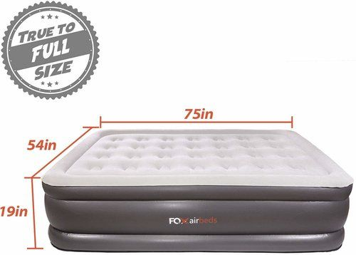 Best Inflatable Bed By Fox Airbeds