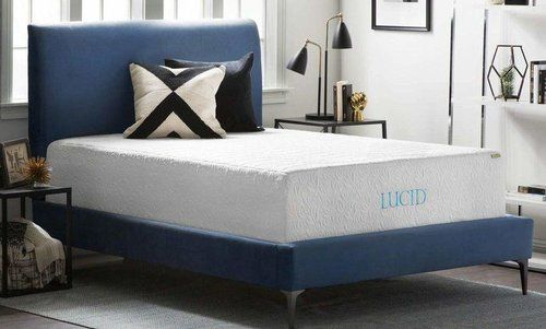 LUCID Gel Memory Foam Mattress