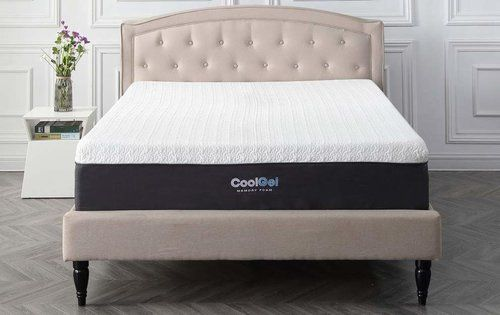 Classic Brands Cool Gel and Ventilated Memory Foam