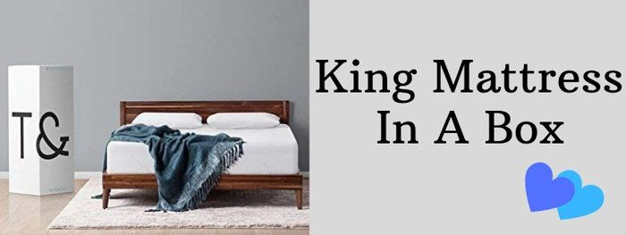 King Size Mattress In A Box 2020 Reviews Amp Buying Guide
