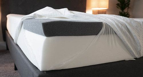 Tuft and needle Mattress Construction
